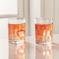 Afternoon Delight Glasses Set - Urban Outfitters