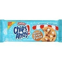 Nabisco, Chips Ahoy! Ice Cream Creations, Root Beer Float Cookies, 9.5oz Bag (Pack of 4)