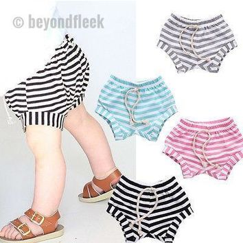 2018 New Baby Boys/Girls Bloomers Short (9 Months to 3T)