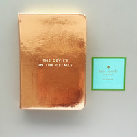 Kate Spade Mini Pocket Notebook