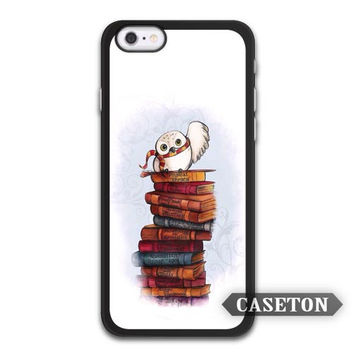 Harry Potter Owl Hedwig Case For iPhone 7 6 6s Plus 5 5s SE 5c 4 4s and For iPod 5