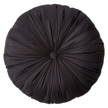 Xhilaration® Cushion Decorative Pillow - Black