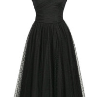 Lena Hoschek Invitation Dress Black