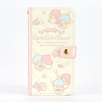 Little Twin Stars iPhone 5 Flip Case: Ribbons