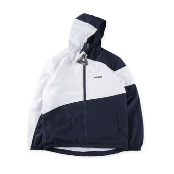Hats Jacket Patchwork High Quality Windbreaker [11010760903]