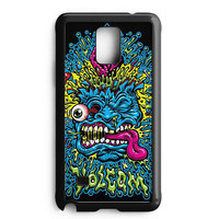Volcom Jimbo Philips Apparel Clothing Samsung Galaxy Note 4 Case