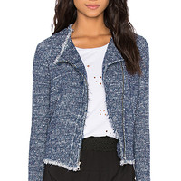 Hayley Jacket in Navy