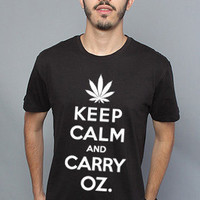 The Carry Oz Tee in Black