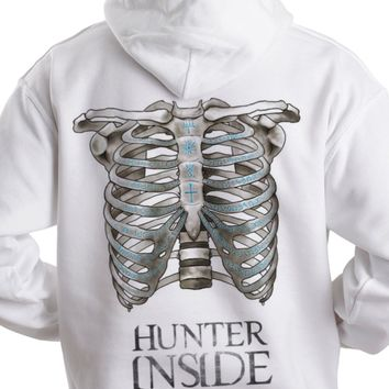 Hoodie - Hunter Inside | Supernatural Design Challenge