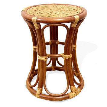 Rattan Stools - Easy Home Concepts