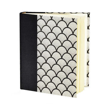 Photo Album Deco Fan  Medium Portrait 30 pages