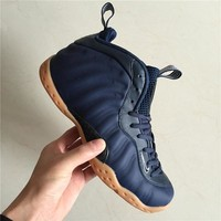"Air Foamposite One ""Navy Raw"" Sneaker Shoes"