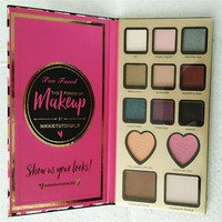 Hot Sale 3-color Heart Eye Shadow [11604436367]