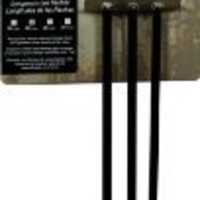 Bear Archery Youth Safetyglass Target Arrows (3 per card)