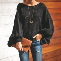 Explosion ladies blouse sweater sweater