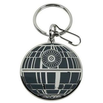 DCCKU3R Star Wars - Death Star Enamel Keychain