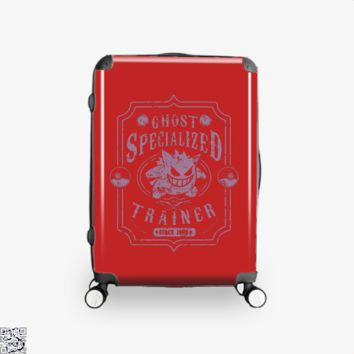 Ghost Specialized Trainer, Pokemon Suitcase