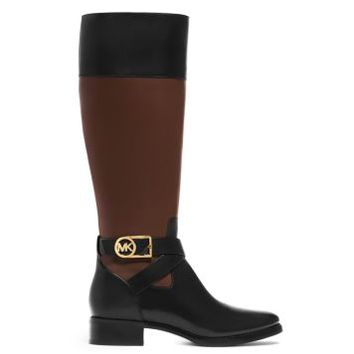 Bryce Leather Boot | Michael Kors