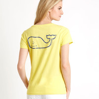 Whale Graphic Pocket Tee