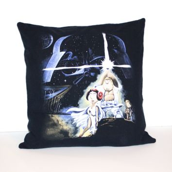 Star Wars Famliy Guy Pillow