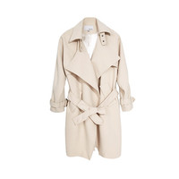 TRENCH JACKET (4 colors)