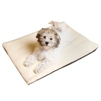 Evelots Self Heating Pet Bed Mat For Cats, Dogs And Kittens - Travel Or Home