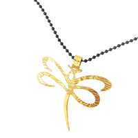 Dragonfly Necklace - Dragonfly pendant, Dragonfly jewelry, Large pendant , trendy necklace, unique necklace, Gifts for her, Long necklace