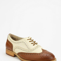 Wanted Two-Tone Babe Brogue Oxford