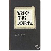 Wreck This Journal Book - Urban Outfitters