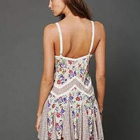 Free People In And Out Ditsy Florals Slip