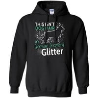 German Shepherd Glitter