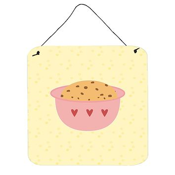Cookie Dough on Yellow Wall or Door Hanging Prints BB7281DS66