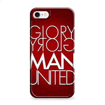 Manchester United Glory Glory iPhone 6 | iPhone 6S case