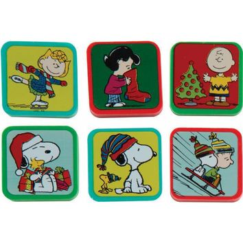 Peanuts Holiday Character Eraser  144 units