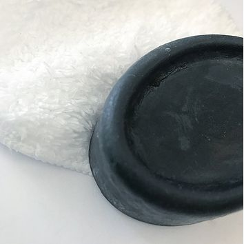 iON ACT Activated Charcoal Facial Soap