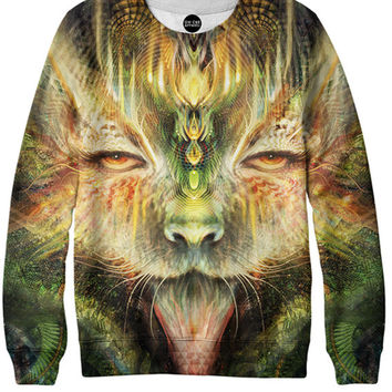 Luminous Trance Sweatshirt