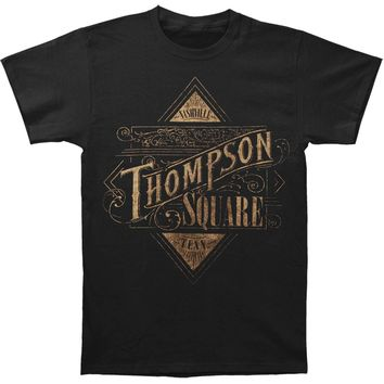 Thompson Square Men's  AB T2 M 03 T-shirt Red