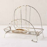 Double Arch Jewelry Stand