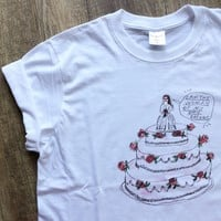 WOMAN OF MY OWN DREAMS T-SHIRT