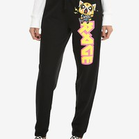 Aggretsuko Rage Girls Jogger Pants