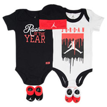 Infant Jordan Rookie Drip 5-piece Set | Finish Line