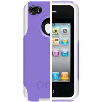 OtterBox Universal Commuter Case for iPhone 4 (Black, Retail Packaging) (Doesn't support iPhone 4S)