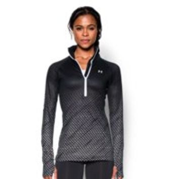 Under Armour Women's UA ColdGear Cozy Sublimated  Zip
