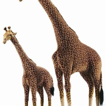 Hansa Life Size Giraffe Stuffed Animal