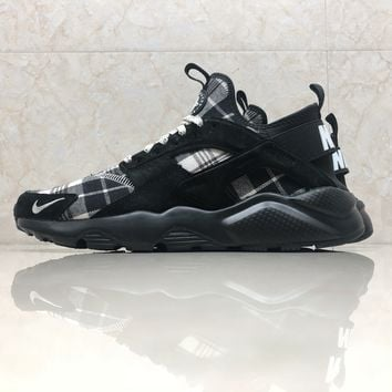 KUYOU Nike Wallace 4 generation Nike Air Huarache Ultra ID customized sneaker