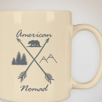 American Nomad Coffee Cup