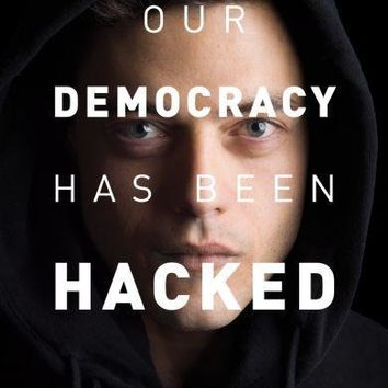 Mr Robot Poster 27inx40in