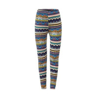 Luscious Leggings from Mad Style-Tribal