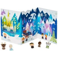 Hallmark itty bittys Disney Frozen Repositionable Sticker Kit