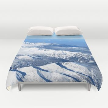 The way you make me feel  Duvet Cover by Xiari_photo